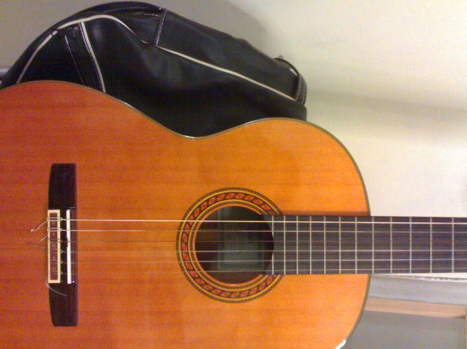 Wikizic for Yamaha cg150sa classical guitar