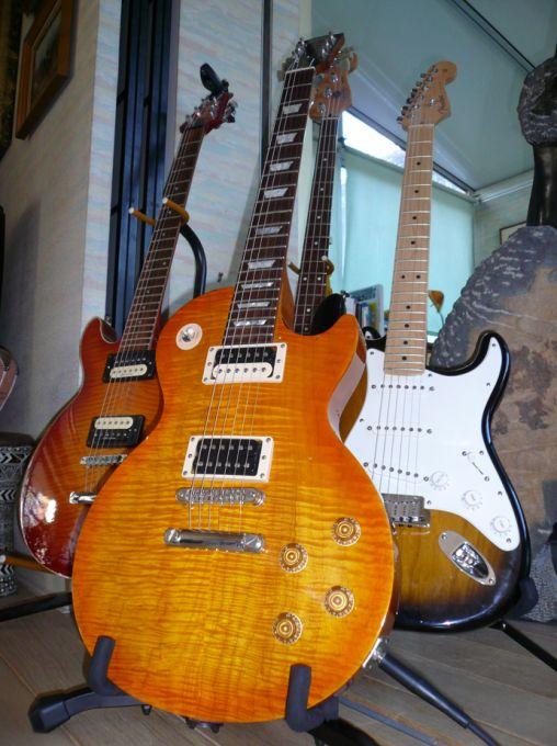 Gibson les paul signature gary moore wikizic - Gibson gary moore ...