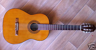 Hondo h308 wikizic for Yamaha cg150sa classical guitar