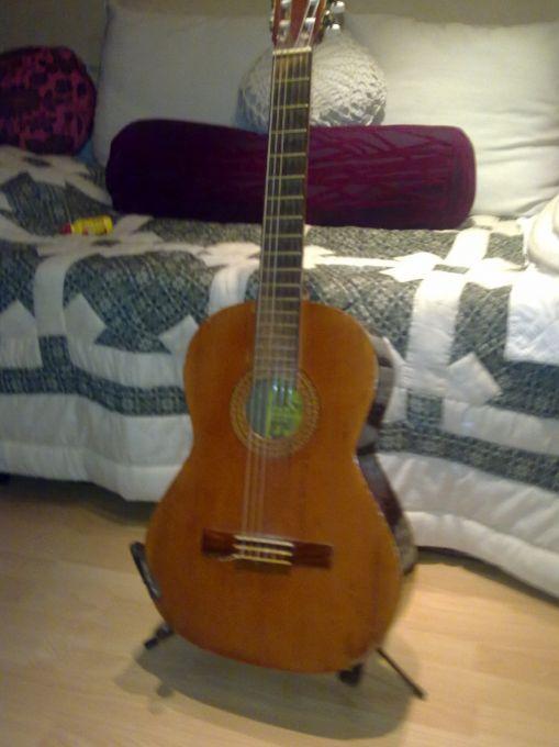 Juan estruch 500 wikizic for Yamaha cg150sa classical guitar