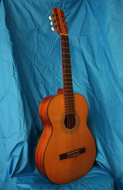 Musima classic wikizic for Yamaha cg150sa classical guitar