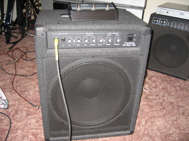 Carvin Bass Amp Carvin Pro Bass 150