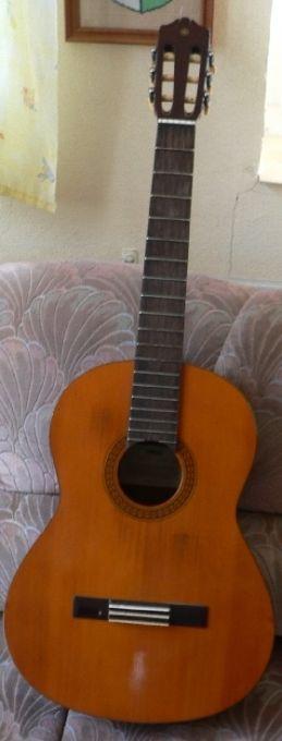 Yamaha cg 100 wikizic for Yamaha cg150sa classical guitar